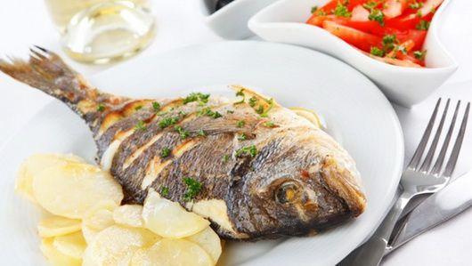 Жареная рыба - Рецепты жареной рыбы - Как правильно приготовить