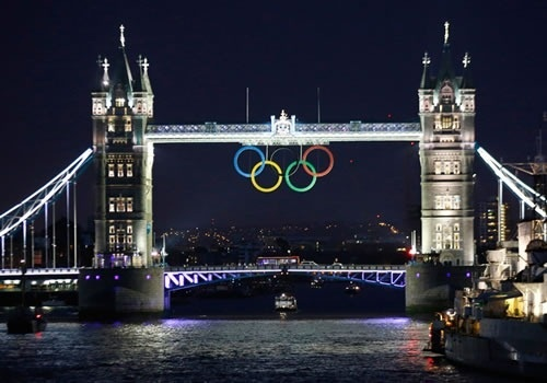 ready for london 2012