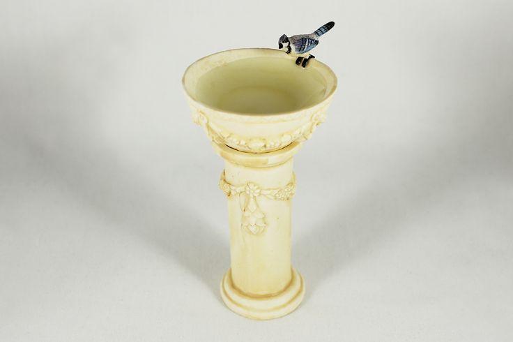 Victorian Bird Bath