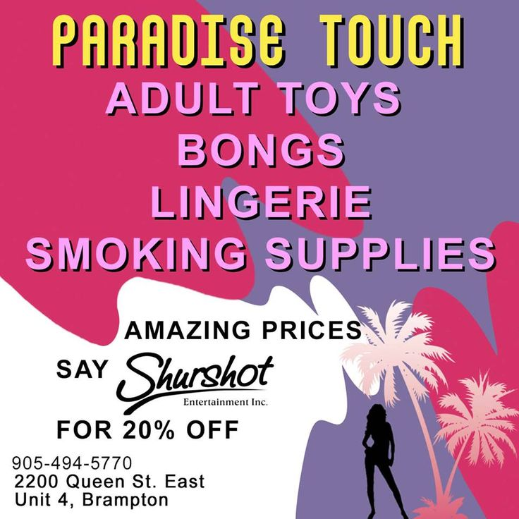 S/O to one of our local business supporters!! If you like to smoke and/or want a new toy for personal time please go check them out. They have AMAZING prices and say Shurshot for an extra 20% off the already awesome deals!! Located at Queen and Torbram in the Harvey's plaza!!