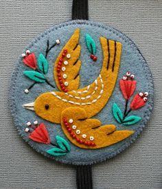 felt bird                                                                                                                                                      More