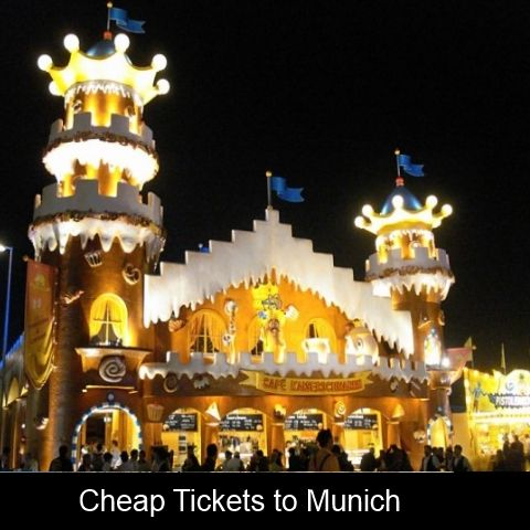 Buy Cheap Flights to #Munich by visiting our website.