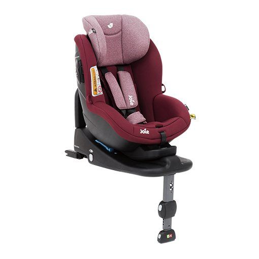 Joie i-Anchor Advance Car Seat and Safety Mirror - Merlot