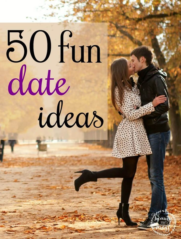 50 Fun Date Ideas to help spark your imagination while you have fun and reconnect with your lover.