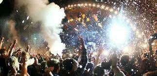 Roskilde Festival's amazing atmosphere! #RoskildeBlues