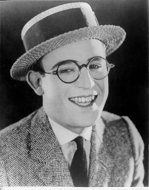 Harold Lloyd *silent film actor*