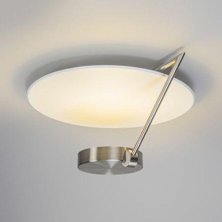 Deckenleuchte Indy LED Dimmbar Stahl Deckenlampe Lampe Innenbeleuchtung