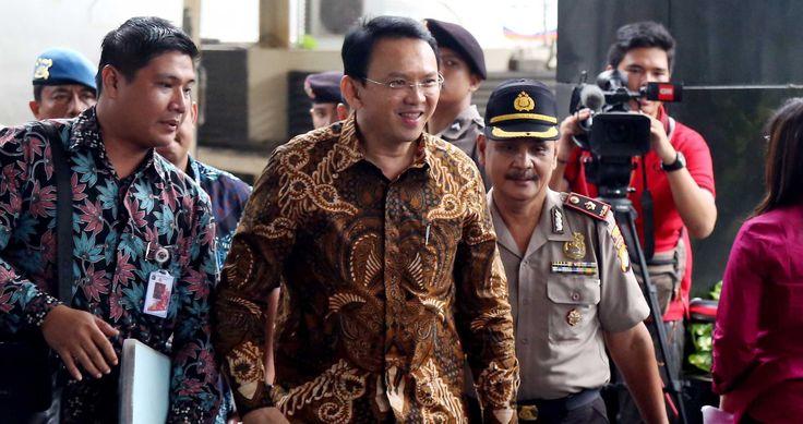 Meski Didukung Megawati, Ahok Belum Bisa Pastikan Dirinya Diusung PDI-P