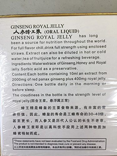 Ginseng Royal Jelly Extract 3 Boxes90 Bottles ** You can find out more details at the link of the image.Note:It is affiliate link to Amazon.
