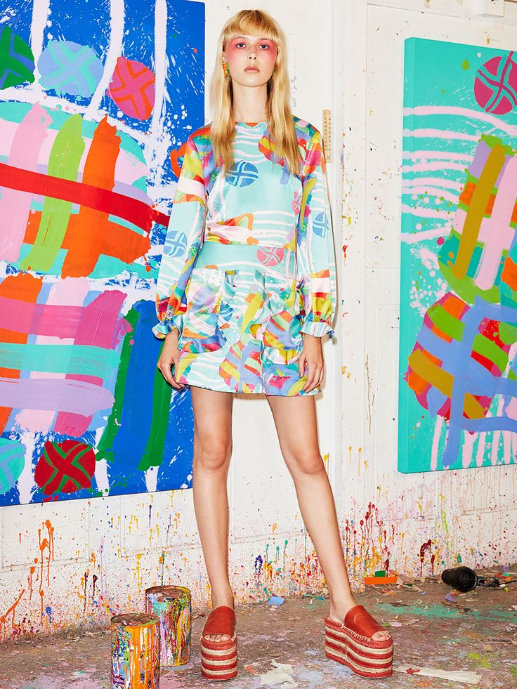 House of Holland Resort 2018 Collection Photos - Vogue