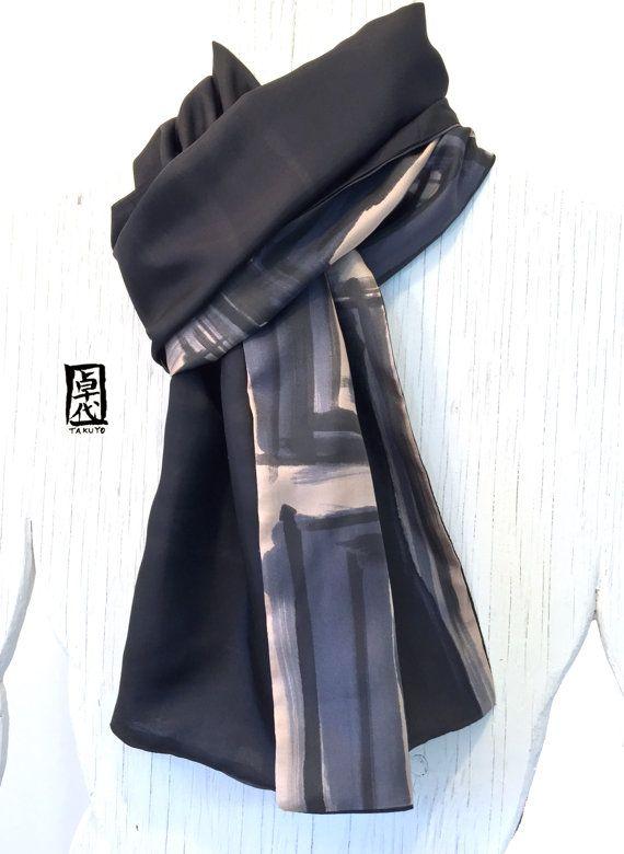 1000 id es propos de porter une charpe sur pinterest porter foulards charpes pour hiver - Porter une echarpe ...