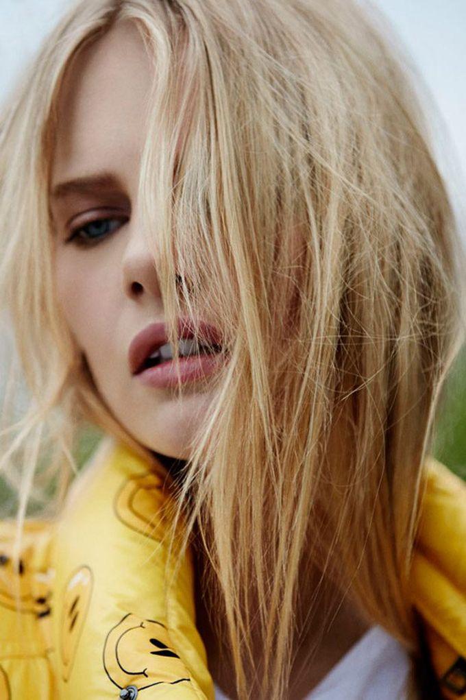 Марло Хорст в Elle Russia (Интернет-журнал ETODAY)