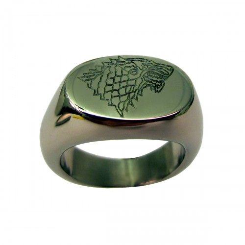 Game of Thrones Stark Ring