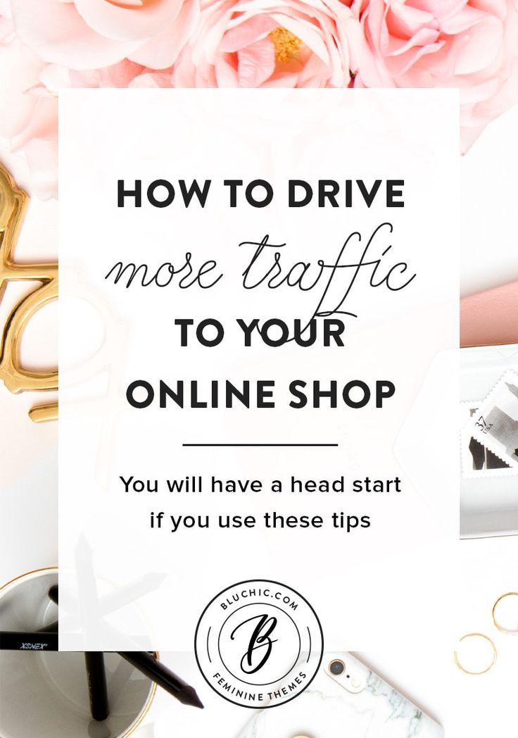 Driving traffic to your online shop can take time, but if you use these tips you will have a head start. Click to find out more!