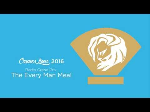 Radio Grand Prix THE EVERYMAN MEAL - CLAW THING by Ogilvy & Mather Johannesburg - YouTube