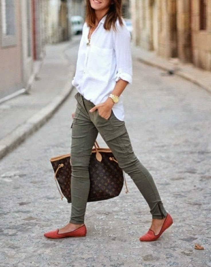 Clothes & Others Things: Bluchers & Loafers Outfit