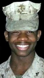 Marine LCpl Christopher O. Grant, 20, of Richwood, Louisiana. Died October 20, 2013, serving during Operation Enduring Freedom. Assigned to 1st Battalion, 9th Marines, 2nd Marine Division, II Marine Expeditionary Force, Camp Lejeune, North Carolina. Died of injuries sustained when an improvised explosive device detonated near his position during combat operations in Helmand Province, Afghanistan.