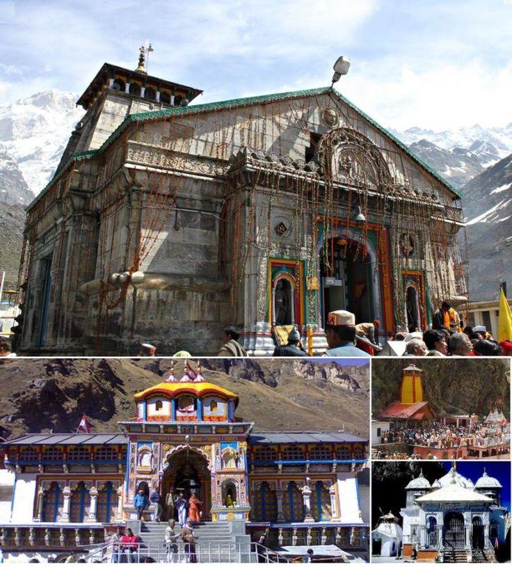 Char Dham Yatra Tour - Tours From Delhi - Custom made Private Guided Tours in India - http://toursfromdelhi.com/char-dham-yatra-14n15d-delhi-haridwar-yamunotri-uttarkashi-gangotri-rudraprayag-kedarnath-badrinath/
