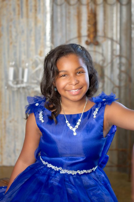 """""""Sweet Little Lady"""" Portrait Creations Teen Photographer in Charlotte, NC."""