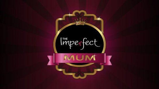 The Imperfect Mum | Logo design by Corinne Jade