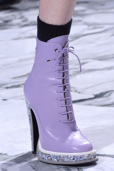 Carven, Fall 2016 - You Have to See These Fall '16 Runway Shoes - Photos