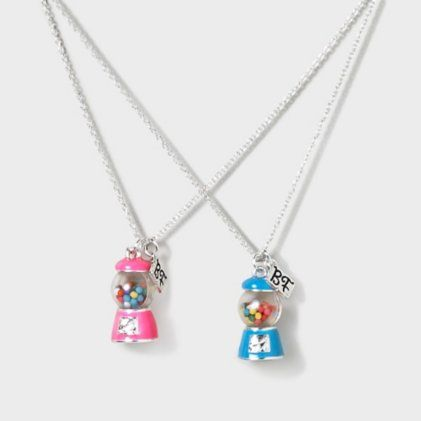 BFF collares