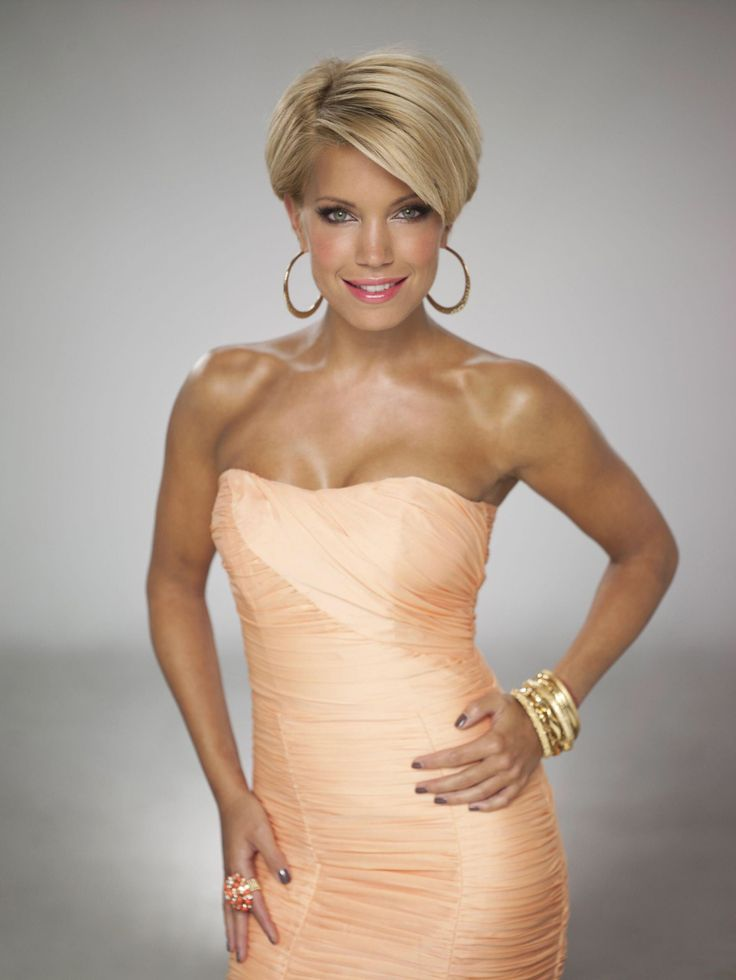 Silvie meis short hairstyle