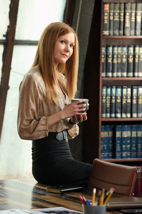 stanchfield girls Scandal's darby stanchfield on abby's sexier look, her future with david,   scandal's scott foley on playing the guy who can't get the girl.