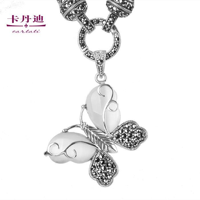 Серебро ювелирные изделия тайский серебряные 925 серебряное ожерелье кулон женский кулон серебро подарок на день рождения
