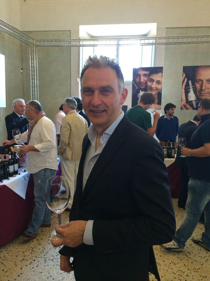 Anche Enrico Stefanelli (@Enrico Howard Stefanelli), direttore artistico di @Christian Lalonde Festival ad #AnteprimaLucca