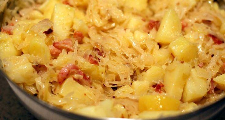 Vynikajúce jedlo starých mám, ktoré však nepoznajú vo všetkých kútoch Slovenska, čo je chyba! Vyskúšajte ho aj vy. :-)