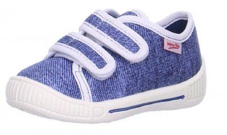 Superfit Bully 245-93 Denim Blue Canvas Shoes