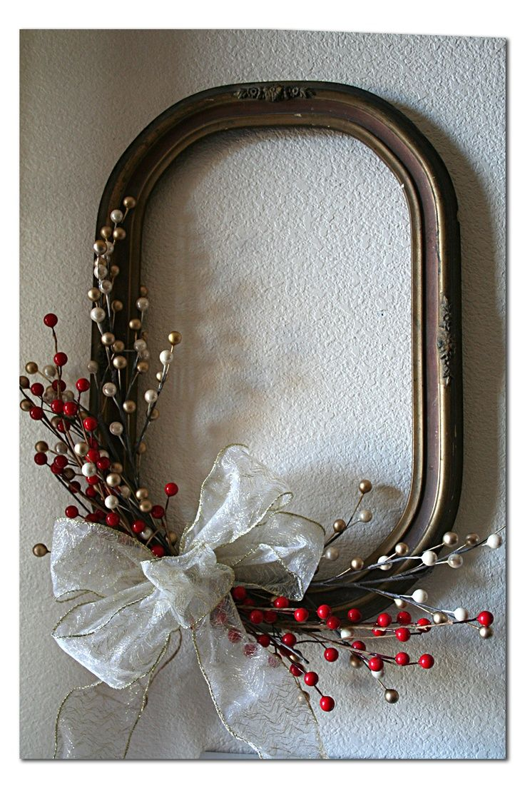 119 best WREATHS, SQUARE, RECTANGLE, OVAL, & FRAMES images on ...