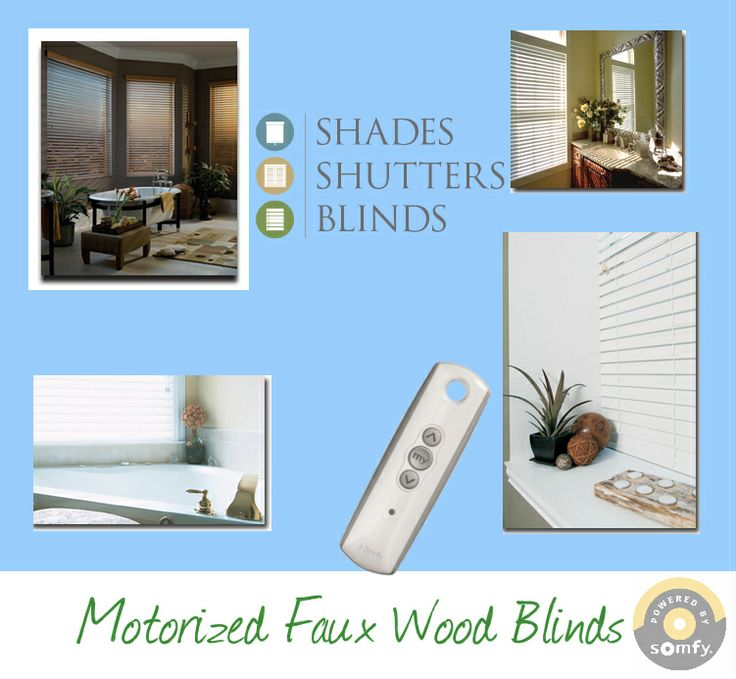31 Best Images About Motorized Blinds And Shades On Pinterest