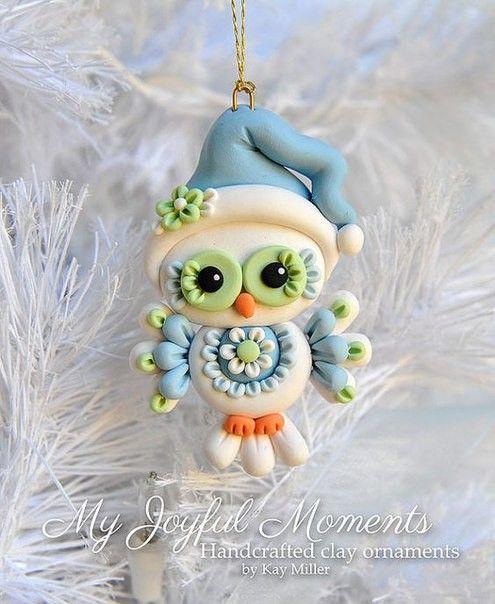 25 unique Polymer clay owl ideas on Pinterest  Clay owl Polymer