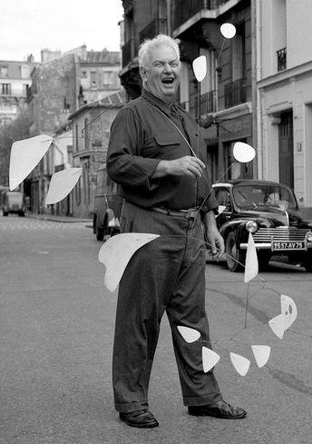 Alexander Calder   Meet the Masters