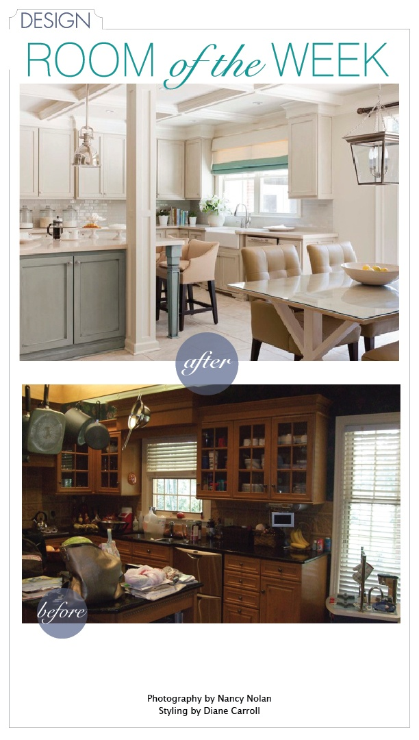 Room of the Week: A great before and after