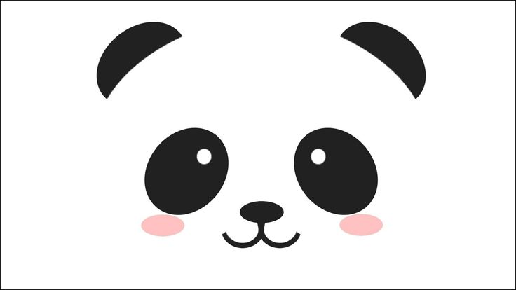 Resultado de imagen para oso panda dibujo | cumple para dos en 2019 ...