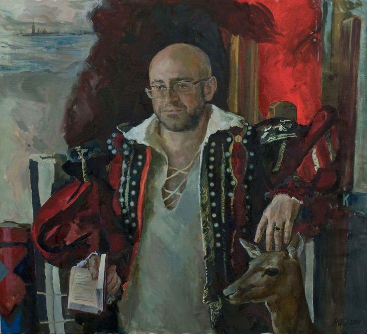 #Портрет книгоиздателя А.Кнопа #живопись #мужской #portret #men #art #искусство #painting  https://goo.gl/rN2Rcb