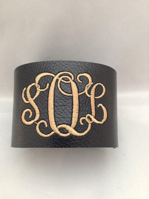 1000  ideas about monogram bracelet on pinterest