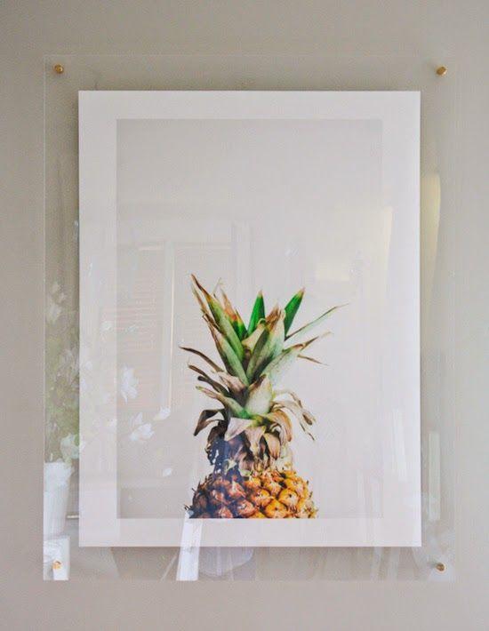 25 Best Ideas About Acrylic Frames On Pinterest