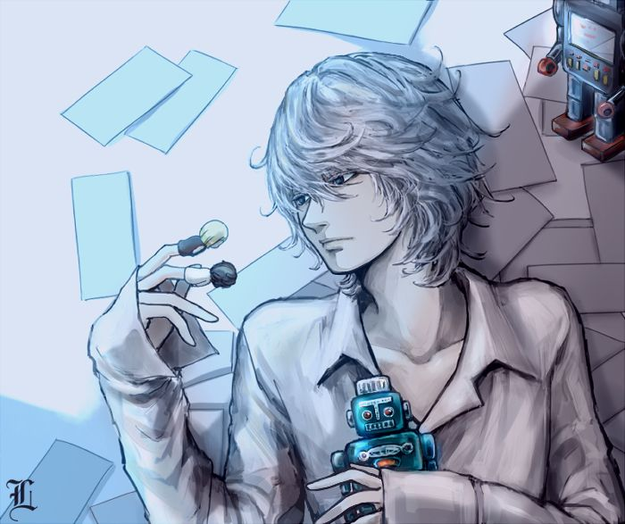 (N)ear // Death Note