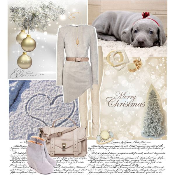 """""""Happy Holidays!"""" by ellenium on Polyvore"""