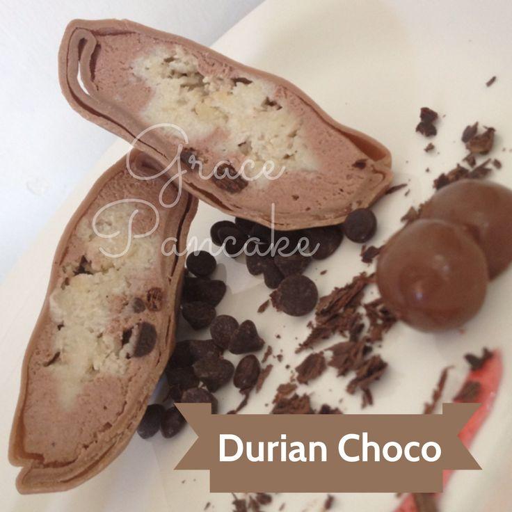 Durian Choco Pancake