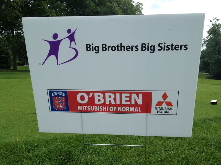 O'Brien Mitsubishi sponsored the Big Brothers Big Sisters Golf Outing at Crestwicke Country Club in Bloomington, IL. We helped raise money to donate to the organization to help children in our area. It was a beautiful day and it always feels good to help out the community!