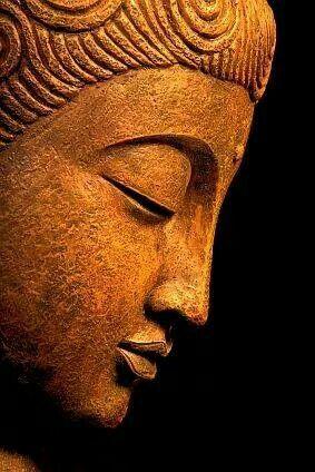 Buddha resting in peace