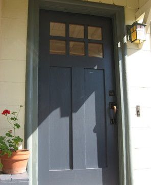 Front door color 10 fabulous front door colors their for Navy blue front door