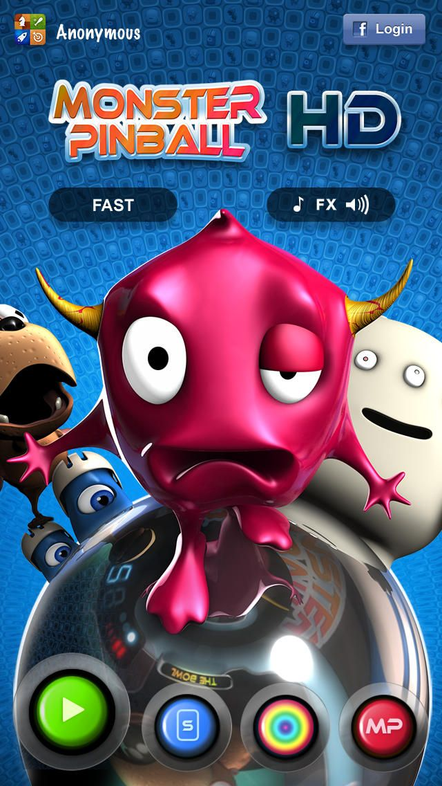 Monster Pinball HD by Coober Ltd is now Free for a limited time!