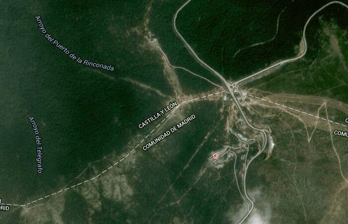 Wikiloc - ruta 7 Picos - Cerro Minguete - Montón de Trigos - Camino Schmidt - Puerto de Navacerrada - Navacerrada, Madrid (España)- GPS track