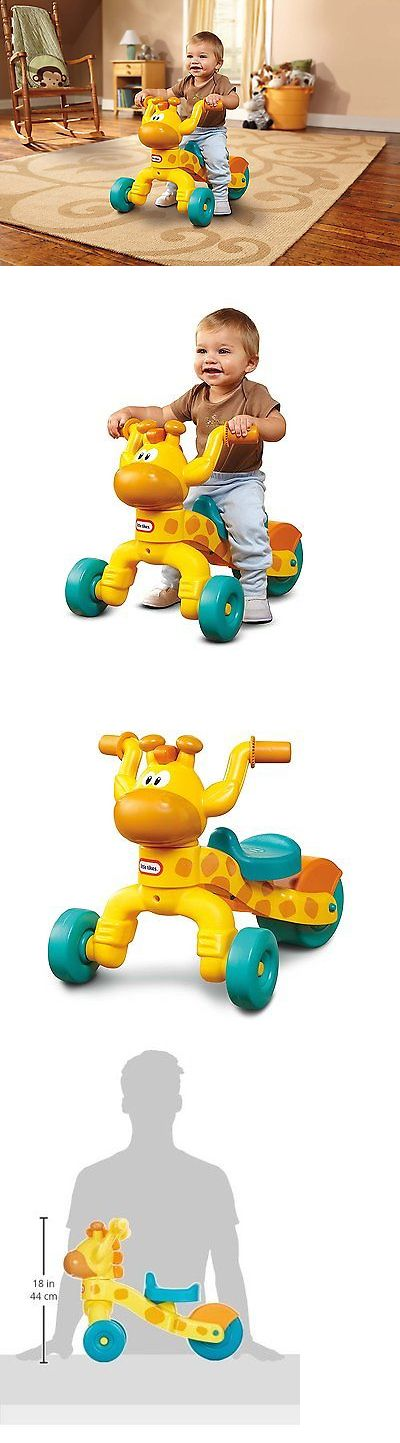 Developmental Baby Toys 100227: Ride On Toys For Girls Boys Toddlers Riding 1 Year Old Gifts Baby Bike Scooter -> BUY IT NOW ONLY: $45.07 on eBay!